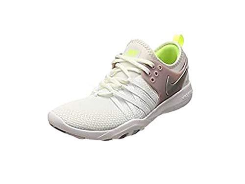 Nike Wmns Free TR 7, Scarpe da Fitness Donna, Rosa (Rust Rosa/Coral Stardust/Bianco 604), 40.5 EU