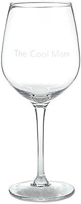 Wine Glass - Cool Mom
