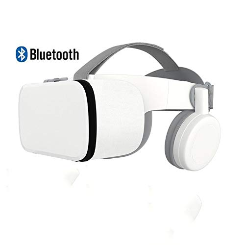 Lowest Prices! VR Goggles,Glasses 3D Virtual Reality Wireless Bluetooth VR Headset Helmet for iPhone...