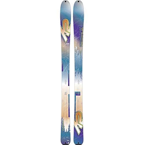 K2 - Skis De Randonnee Talkback 88 Ecore Femme 167 Cm - Violet