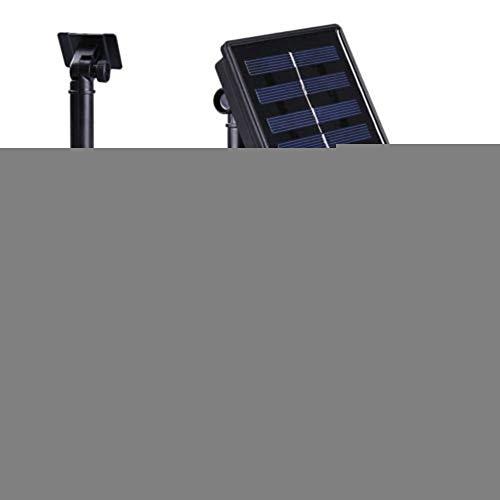 CZPF nieuwe 20/50 LED kristallen bol 5 Mt / 10 Mt Solar lamp Power LED String Lichtsnoer Solar slingers Garden Kerstmis Decor voor buiten