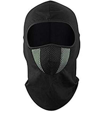 NA Cagoule Masque de Cagoule Multifonctionnel pour Hommes Masque de Poussi/ère 3D UV Anti-Vent Bonnet Pizza
