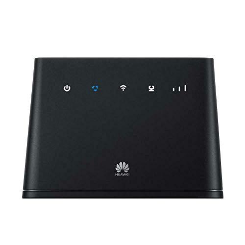 HUAWEI B311-221 4G Router, Negro