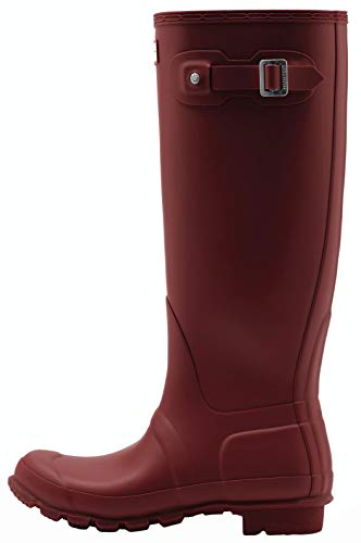 HUNTER Original Tall Rain Boot - Navy - 9