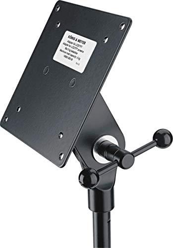 Konig & Meyer 19685-300-55 Adapter für Bildschirme - Schwarz
