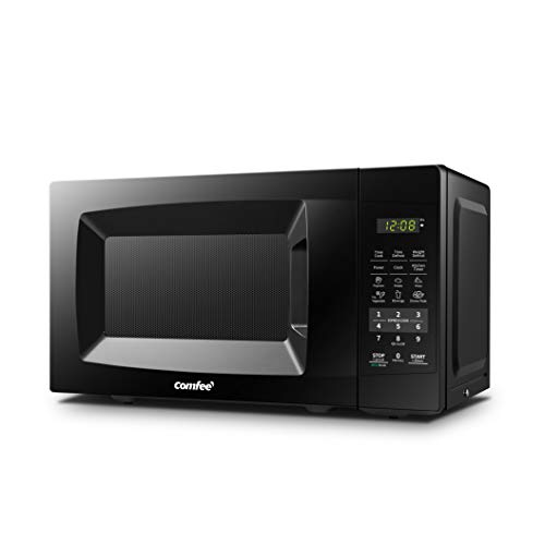 Our #2 Pick is the Comfee Countertop Microwave Oven