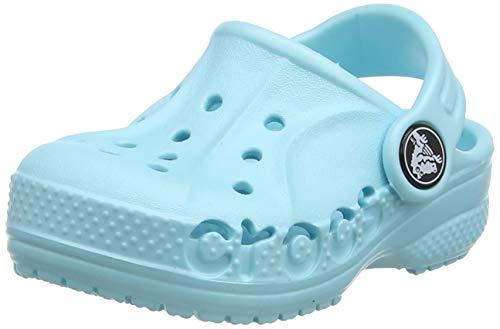 Crocs Baya Clog, Zuecos Unisex Niños, Azul (Ice Blue 4o9), 19/20 EU