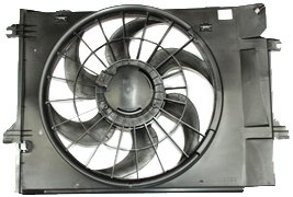 TYC 620530 Nissan/Mercury Replacement Radiator/Condenser Cooling Fan...