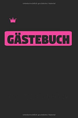 18. Geburtstag Gästebuch Gästeliste Frauen: 18 Geburtstag Mädchen & Gästebuch Notizbuch 6'x9'...