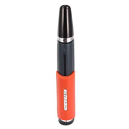 PIXNOR Nez Oreille Tondeuses à Cheveux 2 en 1 Électrique Épilateur Oreille Cou Barbe Tondeuse Corps Multifonctionnel pour Homme/Femme Corps Sourcil Facial