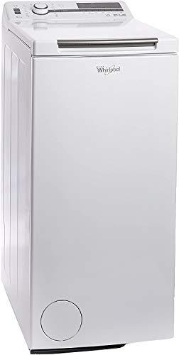 Whirlpool TDLR 60230, Lavatrice a Carica dall'alto, 6 kg, A+++-10%, 1200 Giri/Min