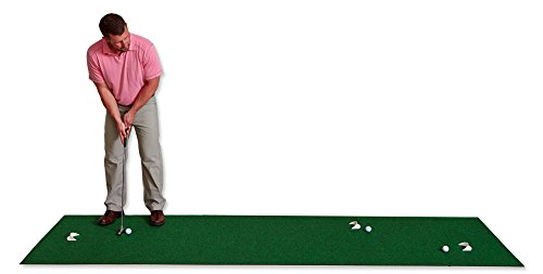 Putt-A-Bouts Green Golf Puttings Mat