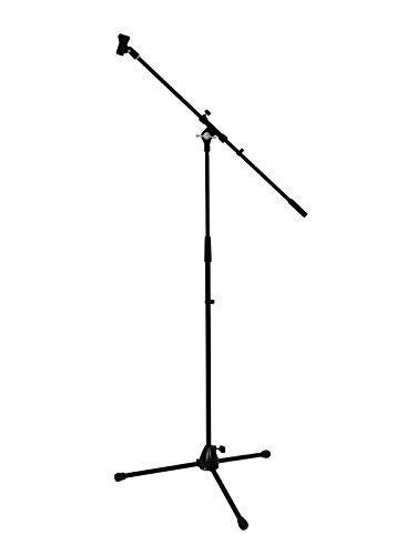 Pie de micrófono con brazo,...
