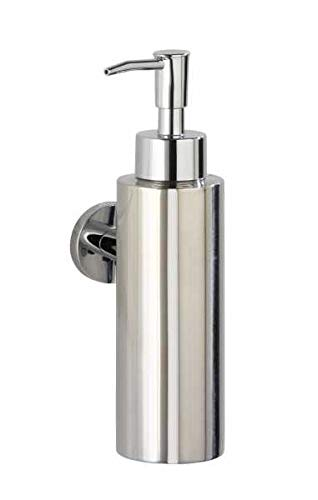 WENKO Power-Loc® Seifenspender Elegance Duschlotion-Spender Badezimmer-Spender