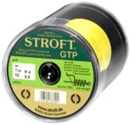 Schnur STROFT GTP Typ R Geflochtene 1000m multicolor R9-0.40mm-28kg