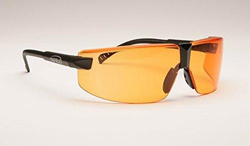 Infield Cliptor - Gafas de protección, color naranja