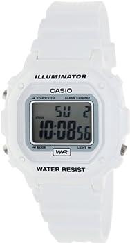 Casio Classic Quartz Resin Strap White 18 Casual Watch  Model  F108WHC-7BCF