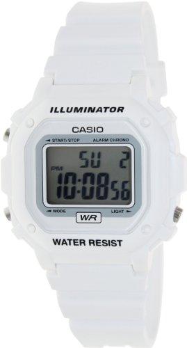 Casio Classic Quartz Resin Strap, White, 18 Casual Watch (Model: F108WHC-7BCF)