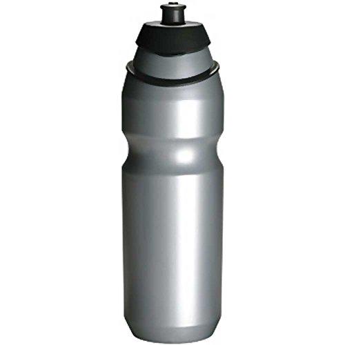 Tacx Trinkflasche Source Silber 750ml
