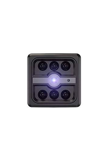 Mini Überwachungskamera mit Bewegungsmelder und Speicher, CACAGOO 1080P Mini Kamera mit Nachtsicht, Tragbare Kleine Überwachungskamera für Innen und Aussen