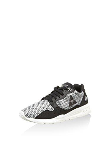 Le Coq Sportif Sneaker LCS R900 Geo Jacquard schwarz/weiß EU 40