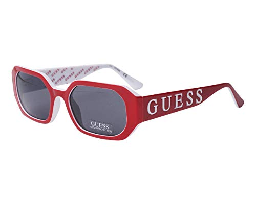Guess occhiali da sole GU7694 66A occhiali Donna colore Rosso lente fumo taglia 53 mm