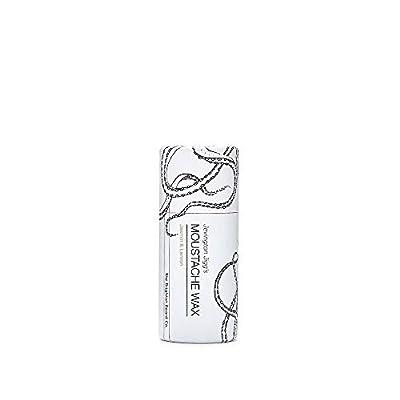 The Brighton Beard Co. Jevington Jiggs's Jasmin & Lemon Firm Moustache Wax, Handmade & Reworkable Wax Stick 15ml