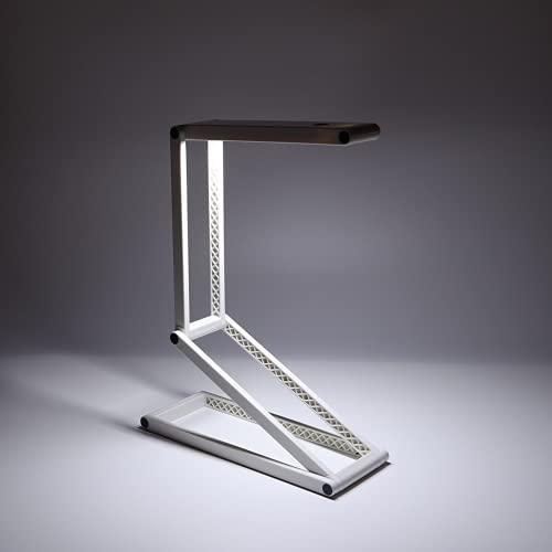 Lámpara De Mesa Recargable Por USB, Ultraligera, Práctica, Lámpara De Escritorio LED, Lámpara De Mesa Para El Cuidado De Los Ojos, 2 Modos, Regulable, Práctica Para Leer