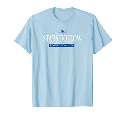 Gilmore Girls Stars Hollow T Shirt