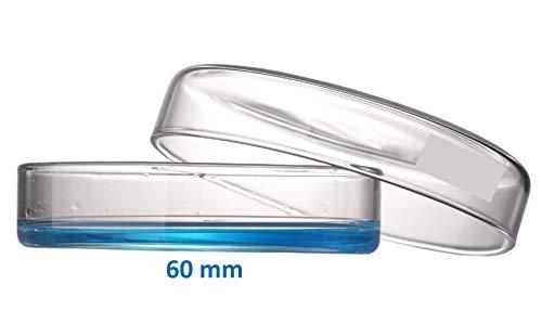 placa petri vidrio fabricante Microyn
