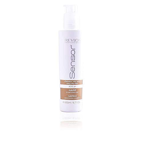Revlon Professional Shampooing-Soin Nutritif Sensor Shampoo System Cheveux Très Secs 200ml