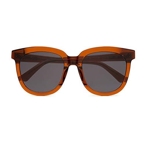 ZHANGJINYISHOP2016 Lente polarizada HD Marco Exterior Gafas de Sol polarizadas Gafas de Sol Retro Gafas de Sol Grandes Viajes Ultraligero, Elegante y Duradero