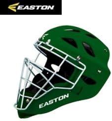 Max 52% OFF Easton Finally popular brand Rival Grip Catchers - S Helmet Green