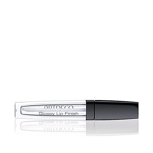 Artdeco Glossy Lip Finish unisex, Transparenter Lip Gloss, 1er Pack (1 x 5 g)