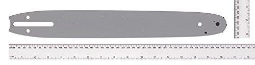 Universal Espada para motosierra, BRO026 Riel de guía para cadenas de sierra, longitud de 35 cm, buen control de corte, accesorios McCulloch,Standard