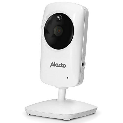 Alecto DVM-64C Alecto DVM-64C extra draaibare camera voor Alecto DVM-64 draadloze babytelefoon, wit