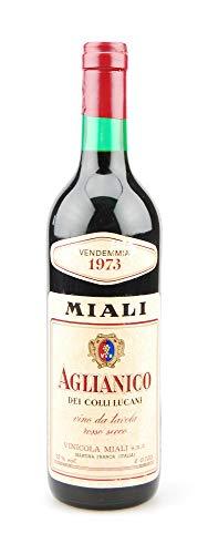 Wein 1973 Aglianico dei Colli Lucani