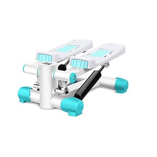 SENWEI Ejercicio interior paso a paso aeróbico fitness escalador paso a paso equipo de la máquina multifuncional mute para el hogar