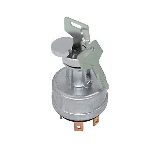 1700100023 Interruptor de Arranque de Encendido con 2 Llaves H806 1700100052 1700100072 para Excavadora Takeuchi Tl150 Tl130 Tb228 Tb235 Tb250 Tb125 Tb135 Tb145 Tb175