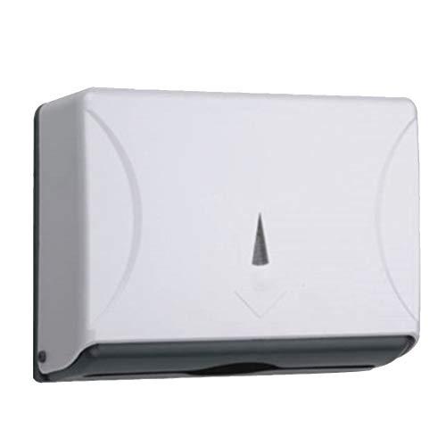Fayeille Dispenser di asciugamani di carta, supporto per asciugamani in carta velina a parete Dispenser di asciugamani in carta multipla per bagno, cucina e servizi igienici