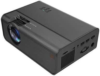 New Projector Home Office HD 1080pwifi Wireless Same Screen Projector Portable Projection