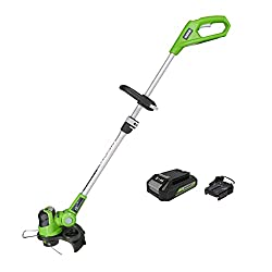 which is the best greenworks string trimmer in the world