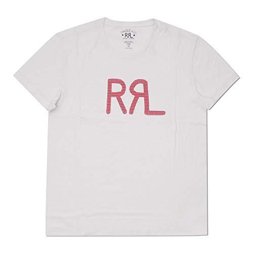ロンハーマン Ron Herman x ダブルアールエル Double RL Logo T-Shirt Tシャツ RED レッド [Mサイズ]