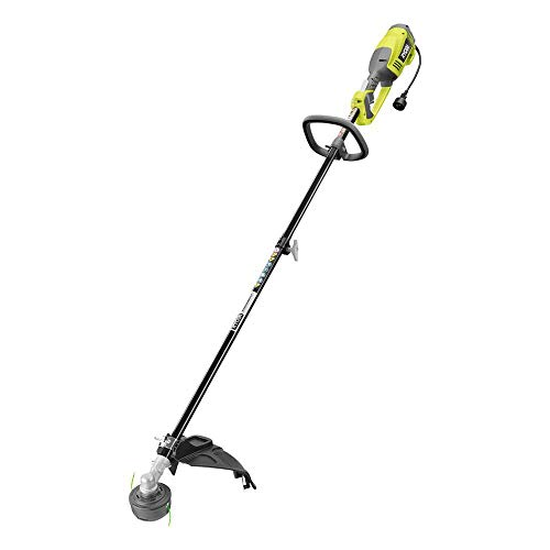 Find Cheap RYOBI 18 in. 10 Amp Attachment Capable Electric String Trimmer
