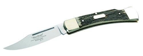 Hardkop-Solingen zakmes lengte geopend: 20,0 cm mes, 20,0 cm