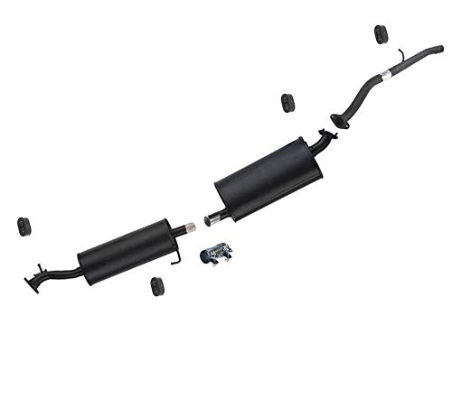 Exhaust System Pipe & Muffler System Clamps Fits For 03-11 Honda Element