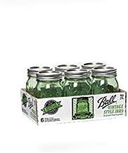 Best green mason jars pint Reviews