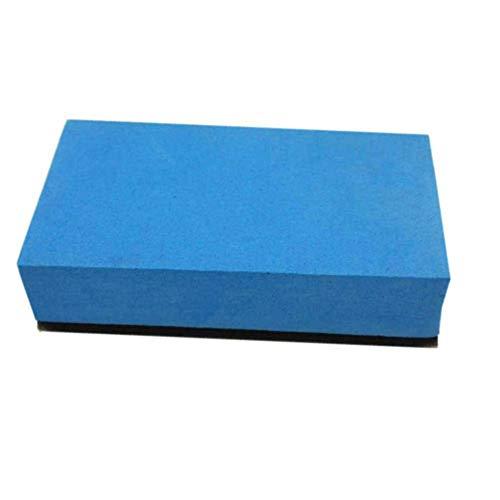 Tumnea Polierschwämme Wachs Schwämme Auto Polierschwamm, Autokeramik-Beschichtung Schwammglas-Nano-Wachs-Beschichtungs-Applikator-Pads (10 Stück)
