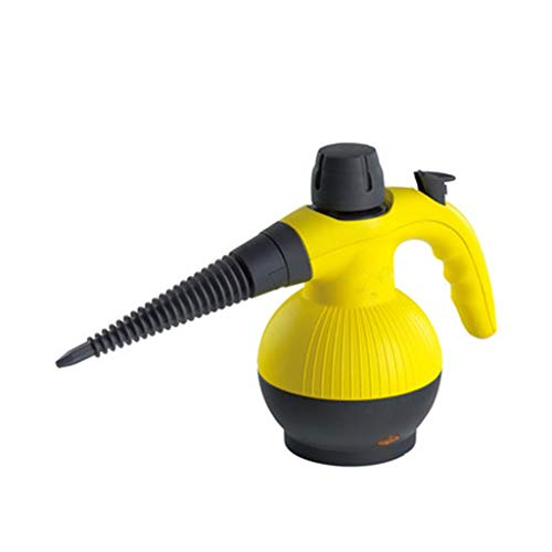 TXOZ-Q Limpiadores de vaporios presurizados de Mano Multiuso con suplemento de 9 Piezas para el Piso de eliminación de Manchas múltiples, Asientos de automóvil, Buffet, Cortinas, alfombras
