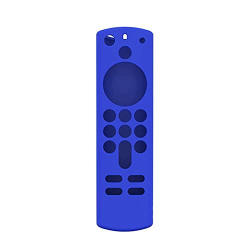 Kwangchow Schutzhülle Für Alexa Sprachfernbedienung (3. Generation),Anti-Drop Weiche Silikonhülle Fire Stick TV Mit Anti-Verlust-Gurt [Leicht/Stoßfest],2021